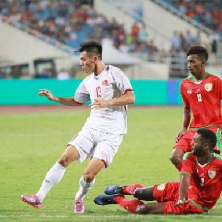 Tổ trọng tài bắt trận Việt Nam vs Oman (23h 12/10) là những ai?