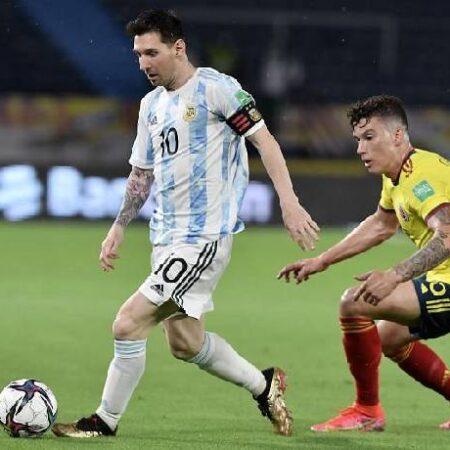 Tỷ lệ kèo nhà cái Argentina vs Peru, 6h30 ngày 15/10