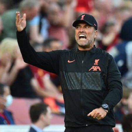 Tỷ lệ kèo nhà cái Liverpool vs Man City mới nhất, 22h30 ngày 3/10