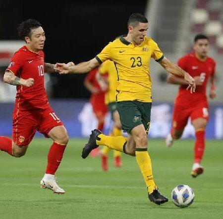 Tỷ lệ kèo nhà cái Nhật Bản vs Australia mới nhất, 17h14 ngày 12/10