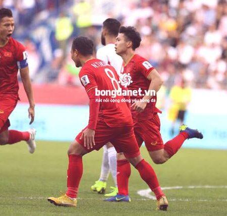 Tỷ lệ kèo nhà cái Việt Nam vs Oman mới nhất, 23h ngày 12/10