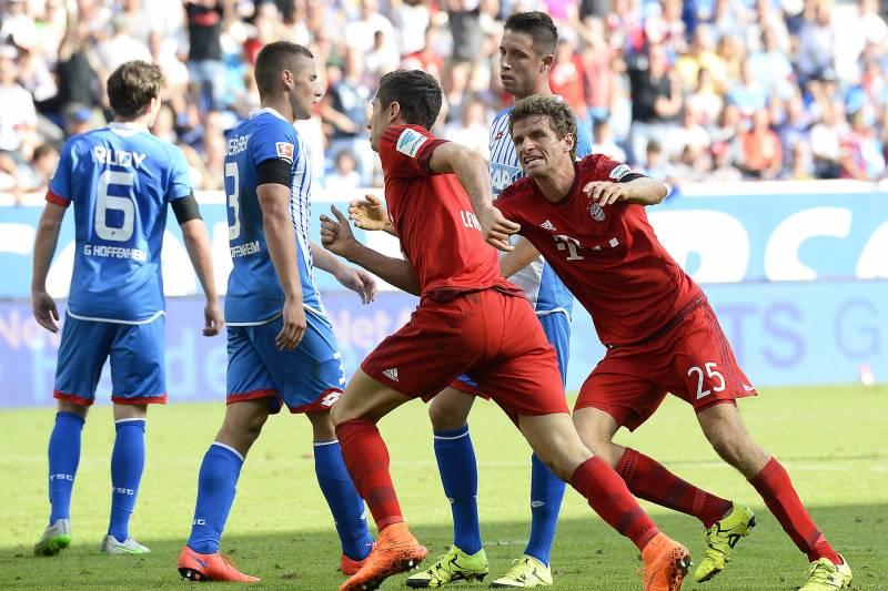 Dự đoán Bayern vs Hoffenheim