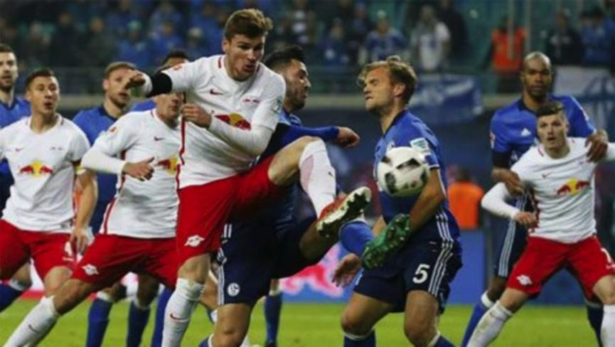 Schalke Vs Leipzig