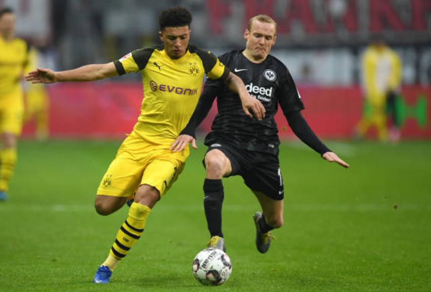 Frankfurt Vs Dortmund