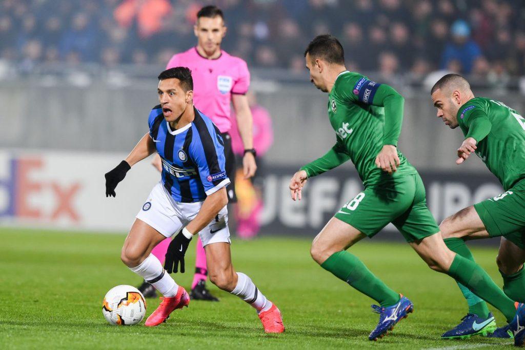 Dự đoán Inter vs Ludogorets