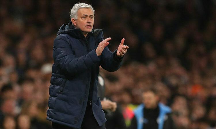 Mourinho cho rằng Ngoại hạng Anh chưa thể có chuyên môn cao khi trở lại. Ảnh: Reuters.