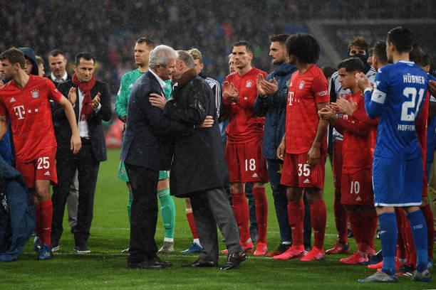 Bundesliga, Hoffenheim vs Bayern, Bayern Munich
